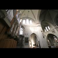 Münster, Dom St. Paulus, Orgelperspektive