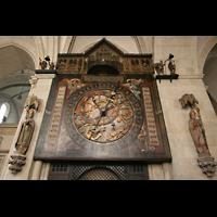 Münster, Dom St. Paulus, Astronomische Uhr