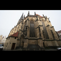Münster, St. Lamberti (Hauptorgel), Chor von außen