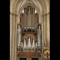 Münster, St. Lamberti (Chororgel), Orgelprospekt