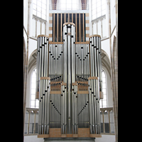 Wesel, Willibrordi-Dom, Orgelprospekt