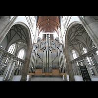 Wesel, Willibrordi-Dom, Orgel und Chor