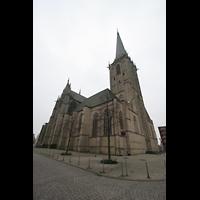 Wesel, Willibrordi-Dom, Domplatz