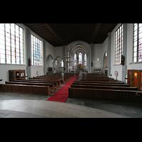 Weeze, St. Cyriakus, Innenraum