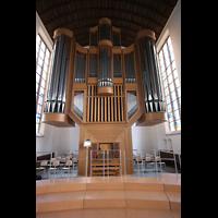 Weeze, St. Cyriakus, Orgelprospekt