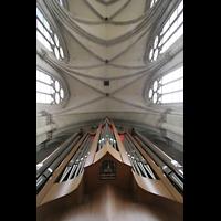 Magdeburg, Dom St. Mauritius und Katharina (Hauptorgel), Orgel und Gewölbe