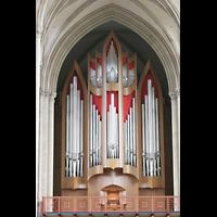 Magdeburg, Dom St. Mauritius und Katharina (Hauptorgel), Prospekt der großen Orgel