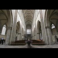 Magdeburg, Dom St. Mauritius und Katharina (Hauptorgel), Innenraum / Hauptschiff in Richtung Chor
