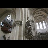 Magdeburg, Dom St. Mauritius und Katharina (Hauptorgel), Querhausorgel  und Chor