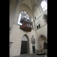 Magdeburg, Dom St. Mauritius und Katharina (Hauptorgel), Querhaus mit Querhausorgel