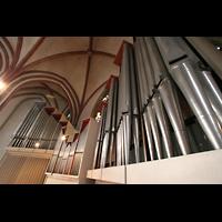 Bremen, Propsteikirche St. Johann, Pedalpfeifen