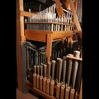 Bremen, Dom St. Petri (Klop-Orgel), Röhrenpneummatik
