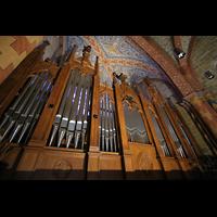 Bremen, Dom St. Petri (Klop-Orgel), Prospekt der Sauer-Orgel