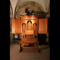 Bremen, Dom St. Petri (Klop-Orgel), Klop-Orgel in der Krypta