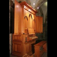 Bremen, Dom St. Petri (Klop-Orgel), Kryptaorgel