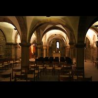Bremen, Dom St. Petri (Klop-Orgel), Krypta
