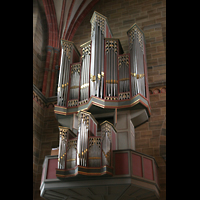 Bremen, Dom St. Petri (Klop-Orgel), Bachorgel