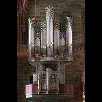 Bremen, Dom St. Petri (Klop-Orgel), Bachorgel - Prospekt