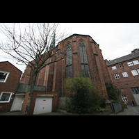 Bremen, Propsteikirche St. Johann, Chor