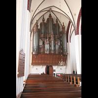 Tangermünde, St. Stephan, Orgel