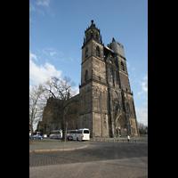 Magdeburg, Dom St. Mauritius und Katharina (Hauptorgel), Vorderansicht