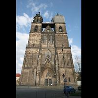 Magdeburg, Dom St. Mauritius und Katharina (Hauptorgel), Fassade