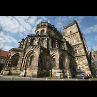 Magdeburg, Dom St. Mauritius und Katharina (Hauptorgel), Ansicht vom Chor aus