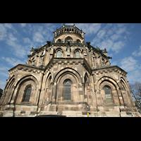 Magdeburg, Dom St. Mauritius und Katharina (Hauptorgel), Chor von außen