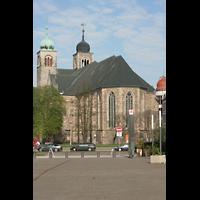 Magdeburg, Kathedrale St. Sebastian (Hauptorgel), Ansicht vom Chor aus