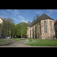 Magdeburg, Kathedrale St. Sebastian (Hauptorgel), Gesamtansicht