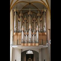 Magdeburg, Kathedrale St. Sebastian (Hauptorgel), Prospekt der Eule-Orgel