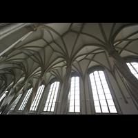 Braunschweig, Dom St. Blasii (Hauptorgel), Gewölbe der nördlichen Seitenschiffe