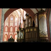 Norden, St. Ludgeri, Schnitger-Orgel
