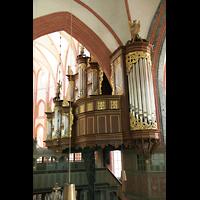 Norden, St. Ludgeri, Orgel