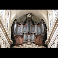 Versailles, Cathédrale Saint-Louis (Hauptorgel), Große Orgel