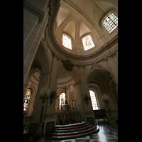 Versailles, Cathédrale Saint-Louis (Hauptorgel), Chorraum