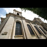Versailles, Cathédrale Saint-Louis (Hauptorgel), Seitenansicht