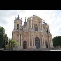 Versailles, Cathédrale Saint-Louis (Hauptorgel), Außenansicht