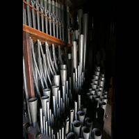 Versailles, Cathédrale Saint-Louis (Hauptorgel), Trompeten, Mixtur und Kornett des Hauptwerks