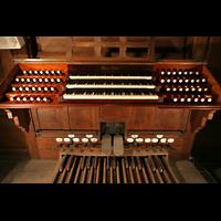 Laon, Cathédrale Notre-Dame, Spieltisch