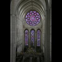 Laon, Cathédrale Notre-Dame, Chorraum