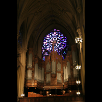 New York (NY), St. Patrick's Cathedral, Orgel
