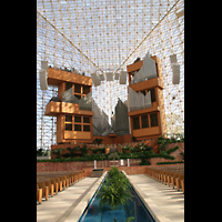 Garden Grove (CA), Christ Cathedral (''Crystal Cathedral''), Hauptorgel