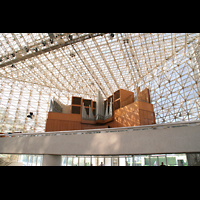 Garden Grove (CA), Christ Cathedral (''Crystal Cathedral''), Orgelempore