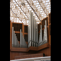 Garden Grove (CA), Christ Cathedral (''Crystal Cathedral''), Detail der Gallery Organ