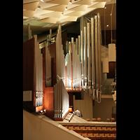 Berlin (Tiergarten), Philharmonie, Orgel von der Seite aus