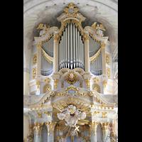 Dresden, Frauenkirche, Orgel