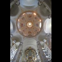 Dresden, Frauenkirche, Kuppel und Orgel