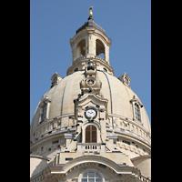 Dresden, Frauenkirche, Kuppel