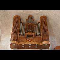 Dresden, Kreuzkirche, Orgel